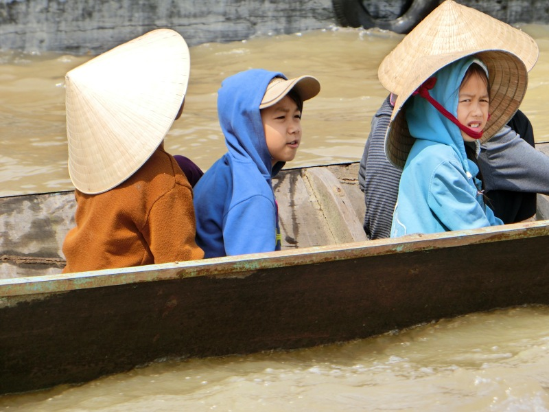 childrenonthemekong